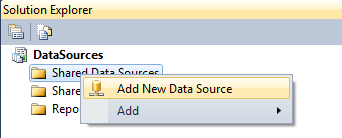 SQL SERVER - Data Sources and Data Sets in Reporting Services SSRS ssrs-5-5