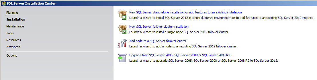 SQL SERVER - Installing SQL Server Data Tools and SSRS ssrs3-1