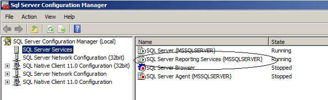 SQL SERVER - Determine if SSRS 2012 is Installed on your SQL Server ssrs4