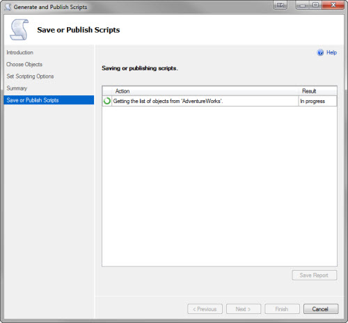 SQL SERVER - Copy Statistics from One Server to Another Server statsscript7