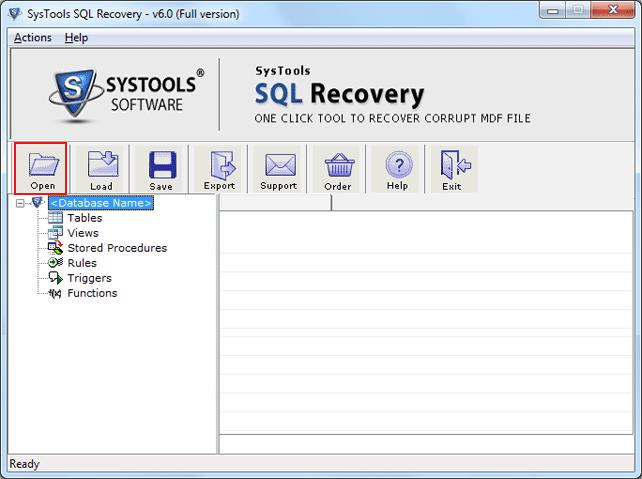 SQL SERVER - SysTools SQL Recovery Software - An Experiment to Recover Database Corruption systools1