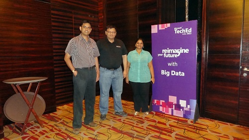 SQLAuthority News - Excellent Experience at TechEd India 2013 Bangalore and Pune - Photo Journey 10