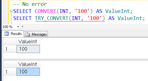SQL SERVER - Denali - Conversion Function - TRY_CONVERT() - A Quick Introduction tryconvert
