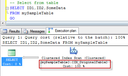 SQL SERVER – Index Created on View not Used Often – Limitation of the View 3 viewlimit_3_1