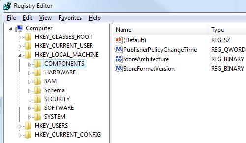 SQL SERVER - FIX : Error : Windows Update; Error Code 8000FFFF  vistaerror2
