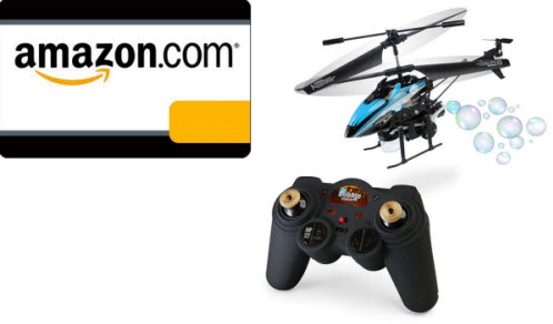SQL SERVER - SQL Puzzle of SET ANSI_NULL - Win USD 50 worth Amazon Gift Cards and Bubble Copter R/C wincopteramazon