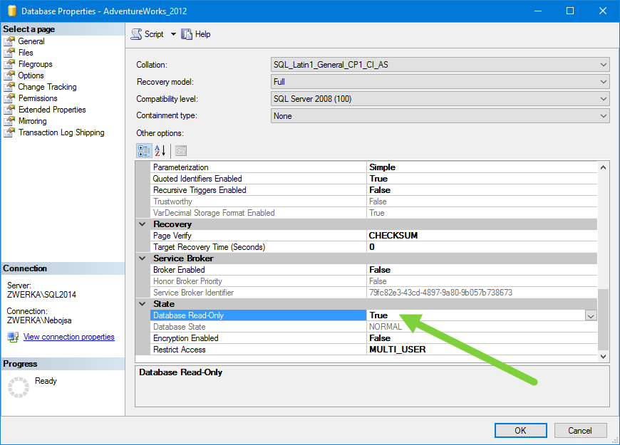 SQL SERVER – Database Disaster Recovery Process