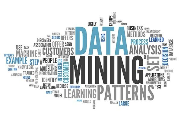 Word Cloud with Data Mining related tags