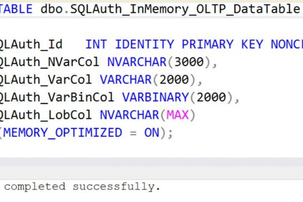 InMemory_OLTP_LOB_datatype_01