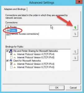 SQL SERVER - Fixing Annoying Network Binding Order Error - Notes from the Field #112 112-2