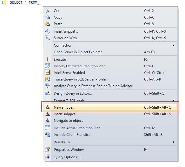 SQL SERVER - Free SQL Complete Add-in For SSMS addin11