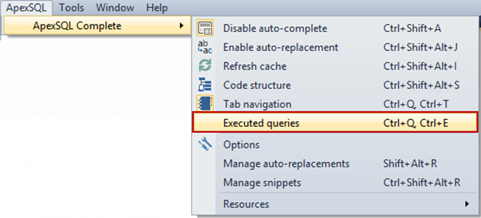 SQL SERVER - Free SQL Complete Add-in For SSMS addin16
