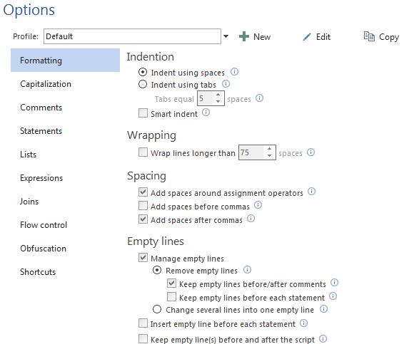 SQL SERVER - Free SQL Server Formatting Add-in image003