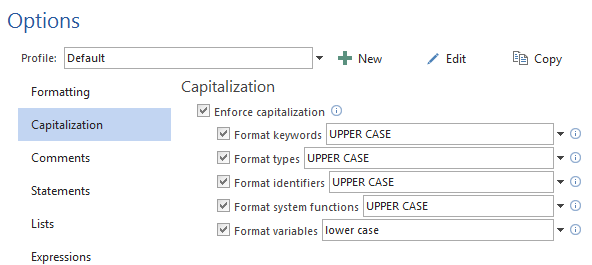 SQL SERVER - Free SQL Server Formatting Add-in image004