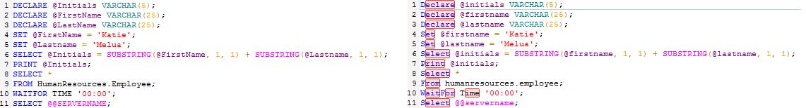 SQL SERVER - Free SQL Server Formatting Add-in image019