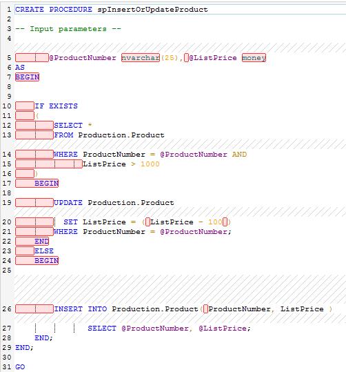 SQL SERVER - Free SQL Server Formatting Add-in image021