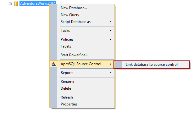 SQL SERVER - Database Source Control with ApexSQL Software image001
