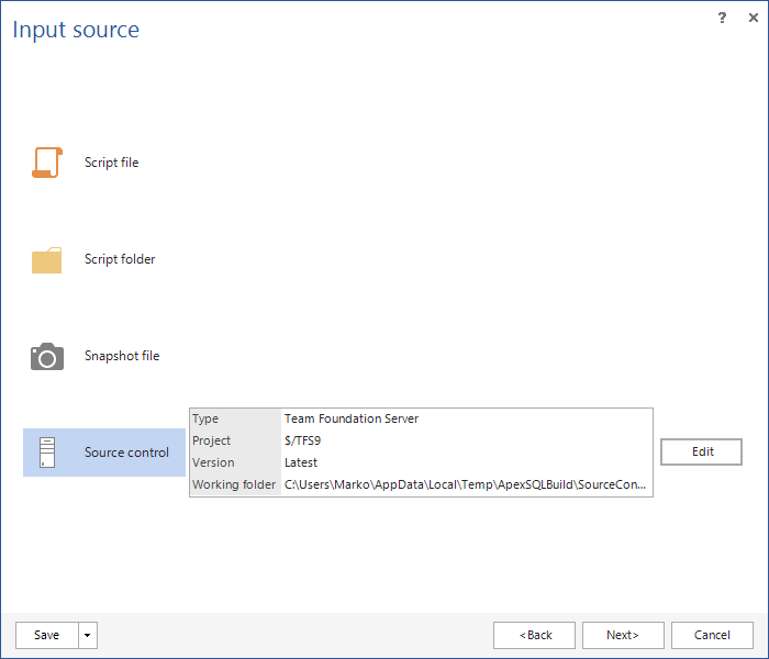 SQL SERVER - Database Source Control with ApexSQL Software image018