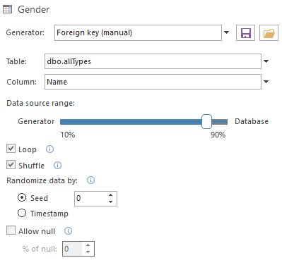SQL SERVER - ApexSQL Generate - SQL Server Test Data Generation 7