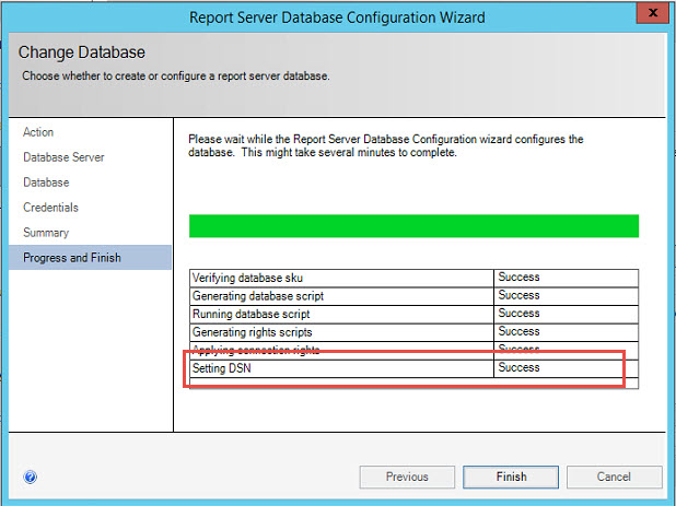 "SQL SERVER - Failed Rule ""Valid DSN"" and ""Valid Database compatibility level and successful connection"" ctp-ssrs-09"