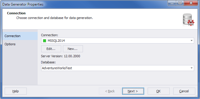 SQL SERVER - Generating Meaningful Test Data with dbForge Data