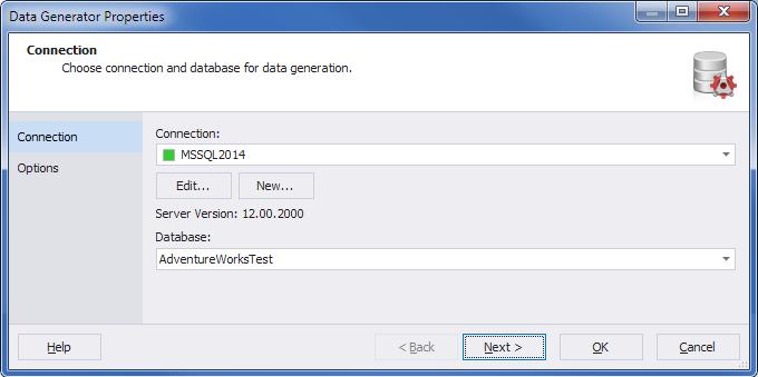 SQL SERVER - Generating Meaningful Test Data with dbForge Data Generator for SQL Server dbforge-2