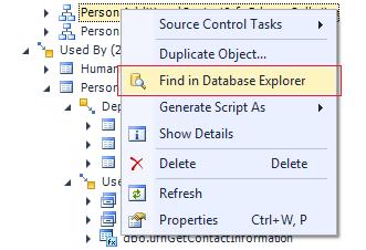 SQL SERVER - View Dependencies on SQL Server: Hard & Soft Way devartview-3