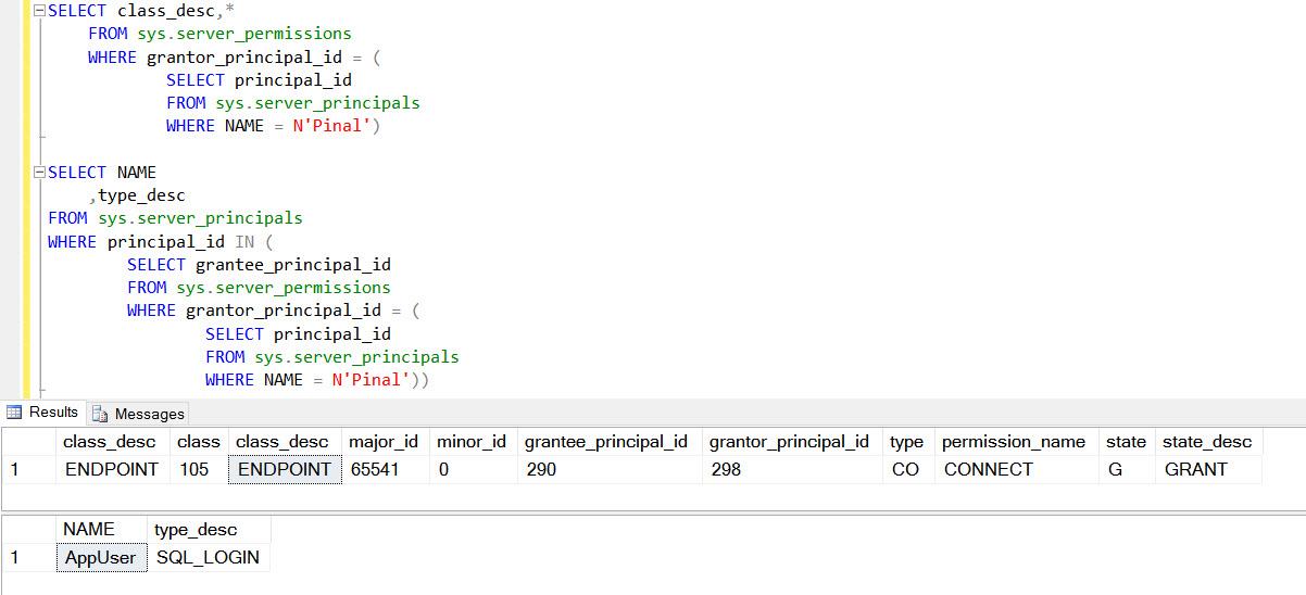 SQL SERVER - FIX – Server principal 'Login Name' has granted one or more permission(s). Revoke the permission(s) before dropping the server principal drop-error-03