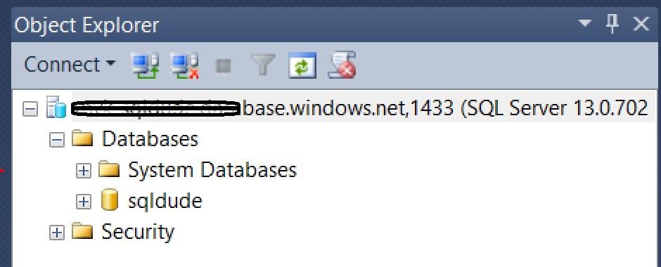 SQL SERVER - InMemory Tables on SQL Azure DB inmemory-azure-01