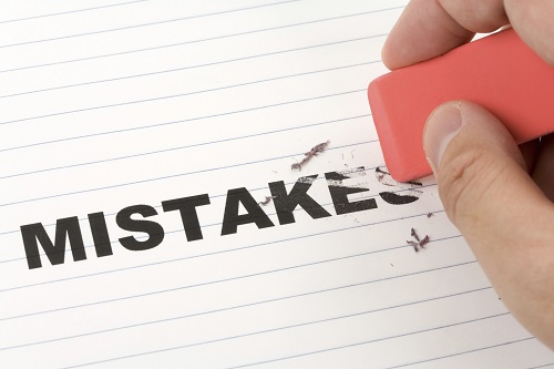 Hey DBA - Do You Study Mistakes? - Notes from the Field #097 mistake2