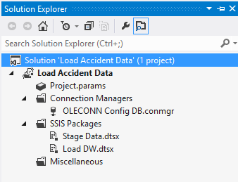 SQL SERVER - Using Project Connections in SSIS - Notes from the Field #088 n-88-2