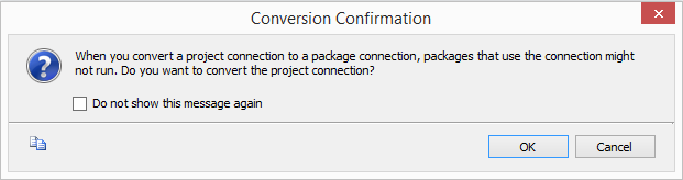 SQL SERVER - Using Project Connections in SSIS - Notes from the Field #088 n-88-4