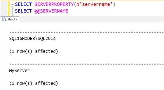 SQL SERVER - FIX - Replication Error: SQL Server replication requires the actual server name to make a connection to the server repl-error-03