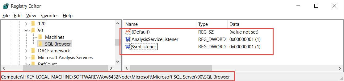 SQL SERVER - Unable to Start SQL Browser sqlbrowser-04