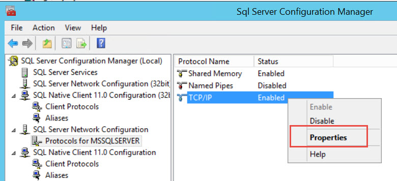 SQL SERVER - Unable to Start SQL Server - TDSSNIClient Initialization Failed with error 0xd start-error-03