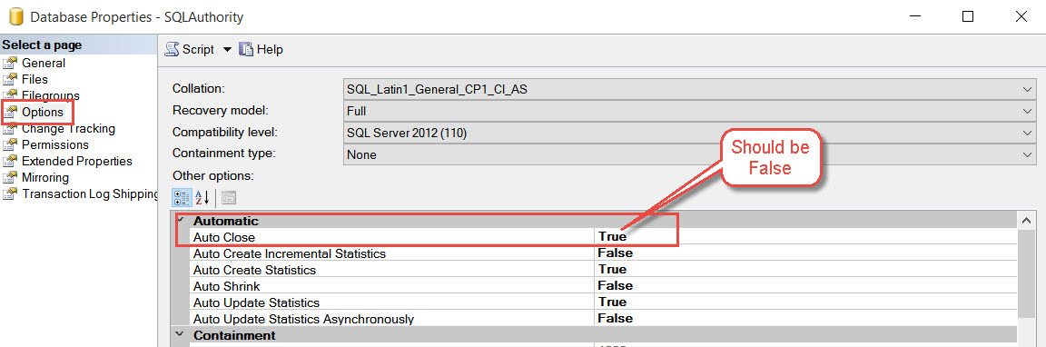 SQL SERVER - Starting Up Database - Why Multiple Times in Errorlog? startingup-02