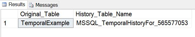 SQL SERVER 2016: Creating Simple Temporal Table temporal-table-02