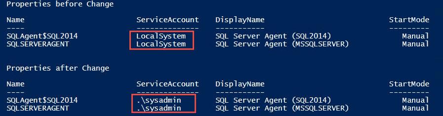 SQL SERVER - Script: Change Service Account Using WMI / SMO wmi-01