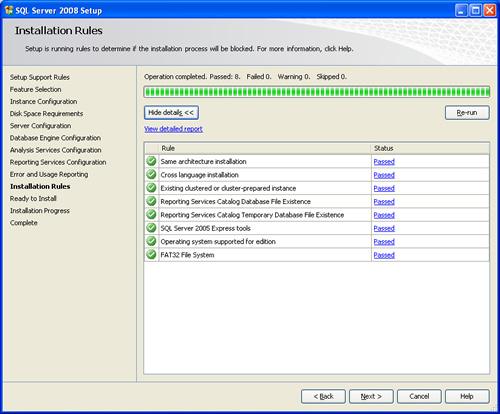 SQL SERVER - 2008 - Step By Step Installation Guide With Images 200819