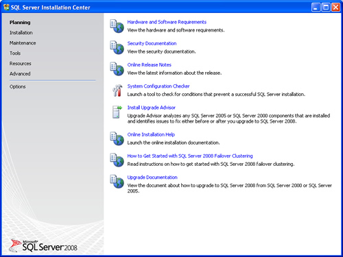 SQL SERVER - 2008 - Step By Step Installation Guide With Images 20083