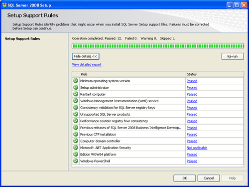 SQL SERVER - 2008 - Step By Step Installation Guide With Images 20084