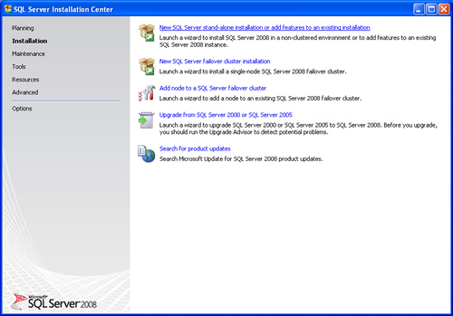 SQL SERVER - 2008 - Step By Step Installation Guide With Images 20085