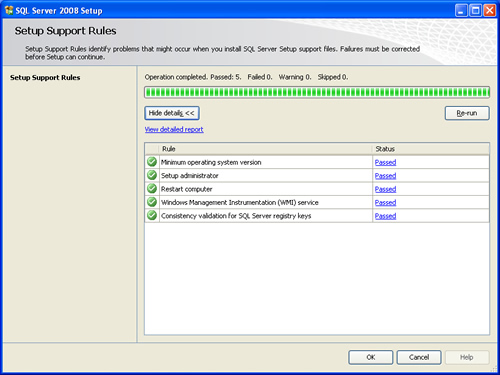 SQL SERVER - 2008 - Step By Step Installation Guide With Images 20086