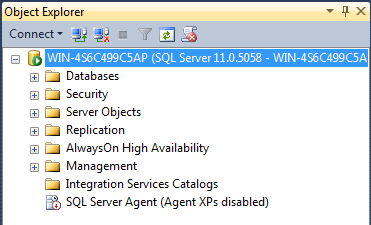 SQL SERVER - Creating the SSIS Catalog - Notes from the Field #058 58-1