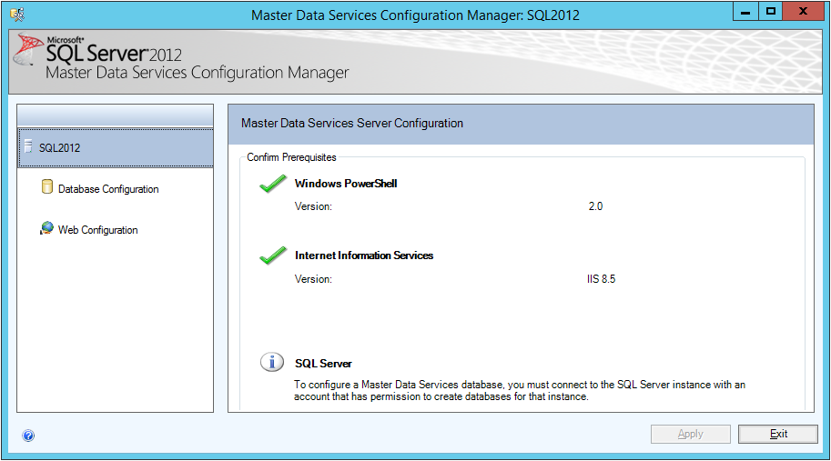 SQL SERVER - Adding a Master Data Services to your Enterprise - Notes from the Field #072 72notes1