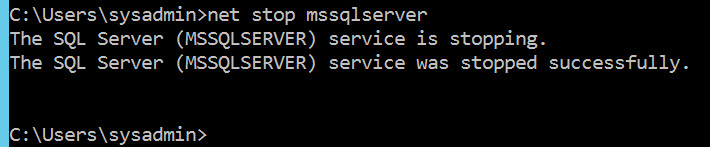 SQL SERVER - FIX: SQL Server Not Starting - Msg 864, Level 16, State 1- Buffer Pool Extension Feature BPE-03