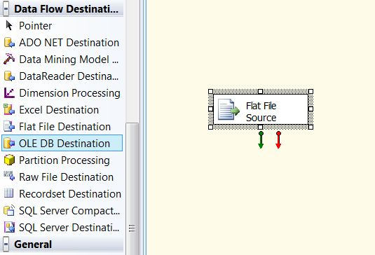 SQL SERVER - Import CSV File into Database Table Using SSIS import10
