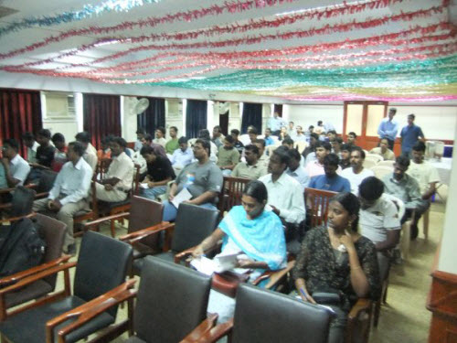 SQLAuthority News – SQL Data Camp, Chennai, July 17, 2010 – A Huge Success ChennaiUG (10)