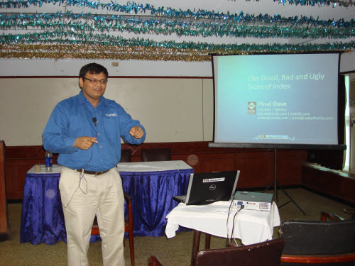 SQLAuthority News – SQL Data Camp, Chennai, July 17, 2010 – A HugeSuccess ChennaiUG (5)