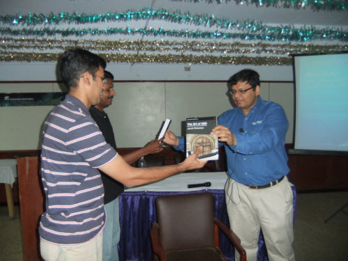 SQLAuthority News – SQL Data Camp, Chennai, July 17, 2010 – A Huge Success ChennaiUG